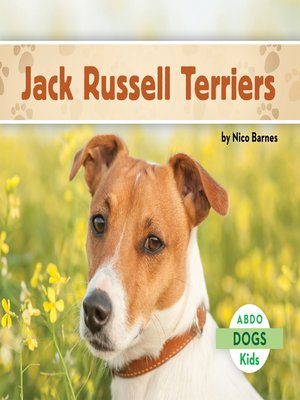 cover image of Jack Russell Terriers
