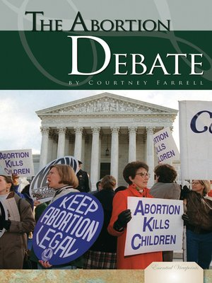 cover image of Abortion Debate