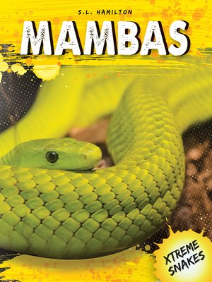 cover image of Mambas