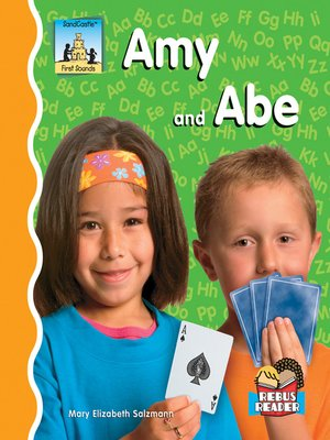 cover image of Amy and Abe
