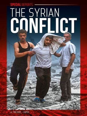 cover image of The Syrian Conflict