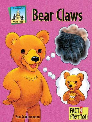 cover image of Bear Claws