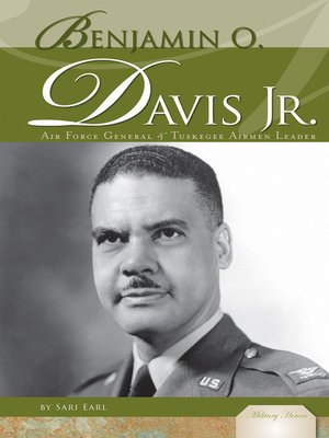 cover image of Benjamin O. Davis Jr.