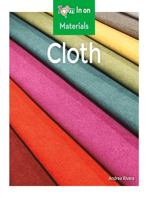 cover image of Cloth