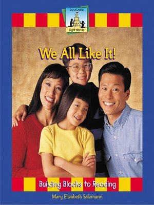 cover image of We All Like It!