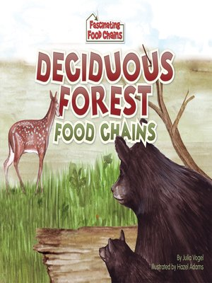 cover image of Deciduous Forest Food Chains