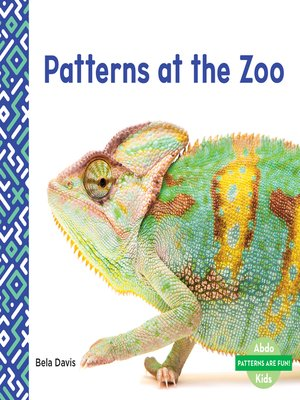cover image of Patterns at the Zoo