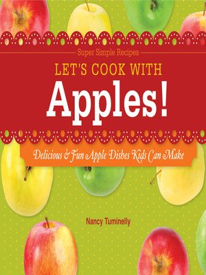 cover image of Let's Cook with Apples!