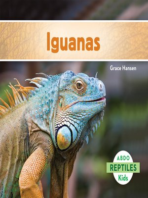 cover image of Iguanas