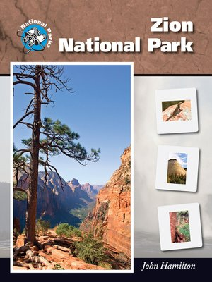 cover image of Zion National Park