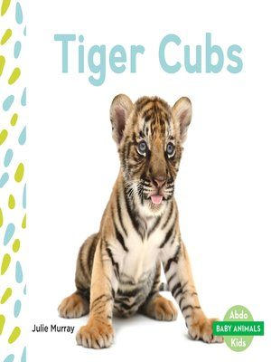 cover image of Tiger Cubs