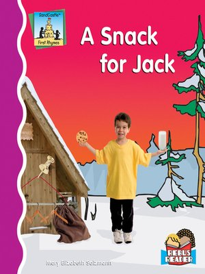 cover image of Snack for Jack