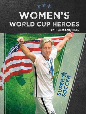 cover image of Women's World Cup Heroes