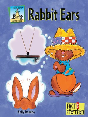 cover image of Rabbit Ears