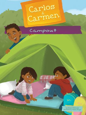 cover image of Camp Out