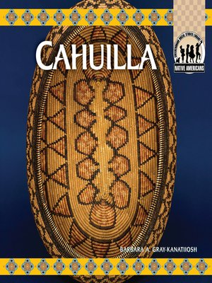 cover image of Cahuilla