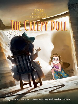 cover image of The Creepy Doll