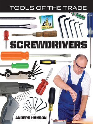 cover image of Screwdrivers