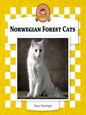cover image of Norwegian Forest Cats