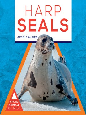 cover image of Harp Seals