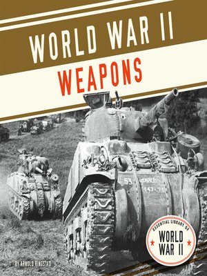cover image of World War II Weapons