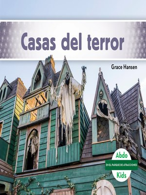 cover image of Casas del terror (Haunted Houses)