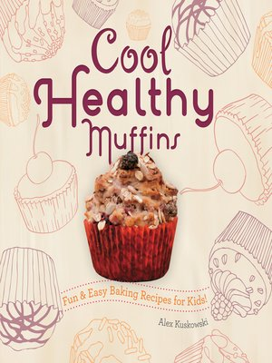 cover image of Cool Healthy Muffins