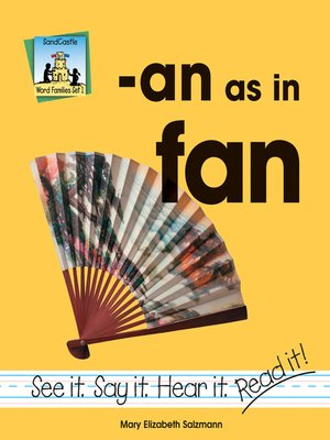 cover image of an as in fan