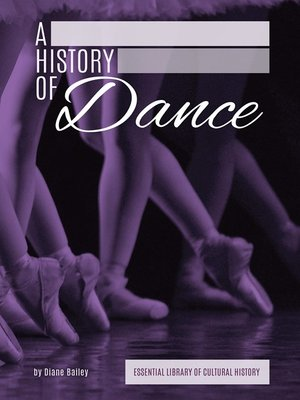 cover image of History of Dance