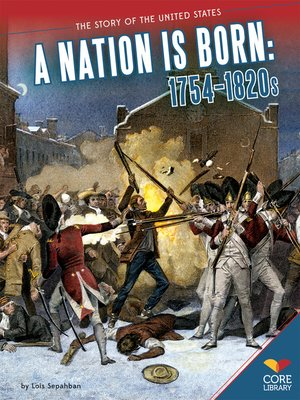 cover image of Nation Is Born