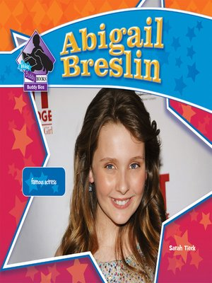 cover image of Abigail Breslin