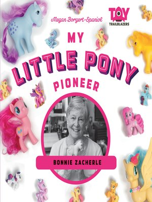 cover image of My Little Pony Pioneer: Bonnie Zacherle