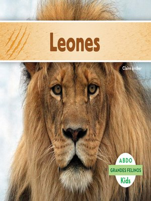 cover image of Leones