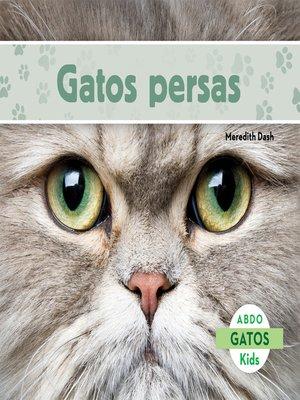 cover image of El gato persa