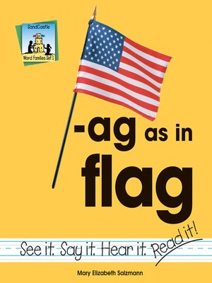 cover image of ag as in flag