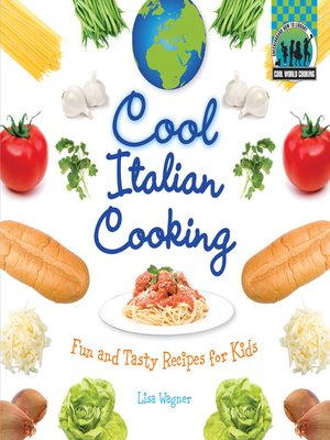 cover image of Cool Italian Cooking