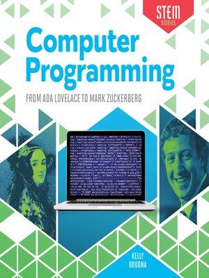 cover image of Computer Programming: From Ada Lovelace to Mark Zuckerberg
