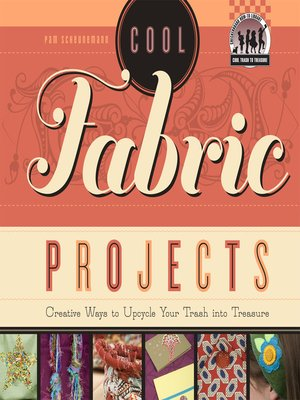 cover image of Cool Fabric Projects