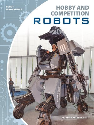 cover image of Hobby and Competition Robots