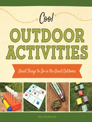 cover image of Cool Outdoor Activities
