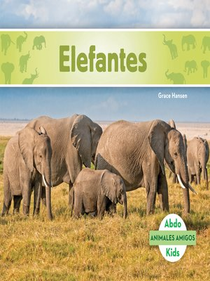 cover image of Elefantes (Elephants)