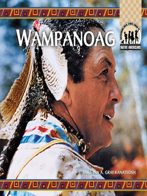 cover image of Wampanoag