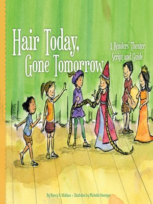 cover image of Hair Today, Gone Tomorrow