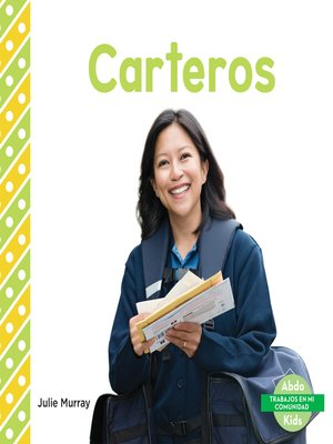 cover image of Carteros (Mail Carriers)