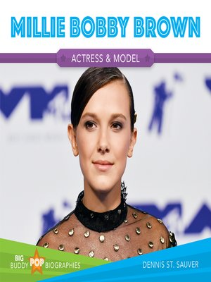 cover image of Millie Bobby Brown