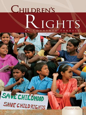 cover image of Children's Rights