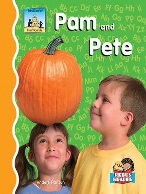 cover image of Pam and Pete