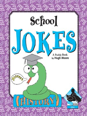 cover image of School Jokes
