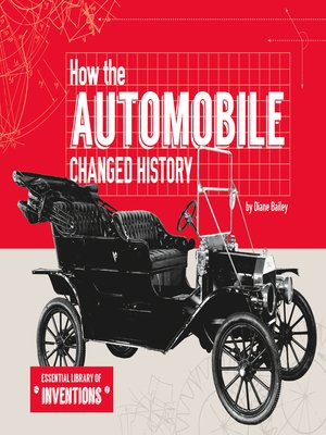 cover image of How the Automobile Changed History
