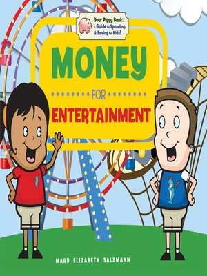 cover image of Money for Entertainment